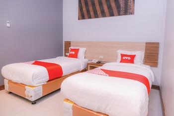 OYO 1630 Hotel Syariah Ring Road Banda Aceh - Deluxe Twin Room Last Minute