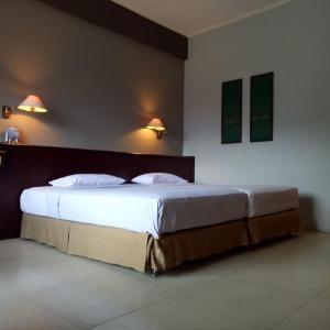 Hotel Niagara Parapat Danau Toba - Kamar Standard Regular Plan
