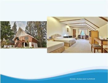 Hotel Niagara Parapat Danau Toba - Rumah Adat Superior Room Only Regular Plan