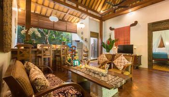 Villa Kampung Kecil Bali - Two Bedroom Family Villa - Room Only FLASH DEAL SEPTEMBER