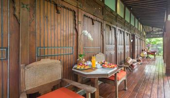 Villa Kampung Kecil Bali - Executive One Bedroom - Room Only Basic Deal Discount 35%