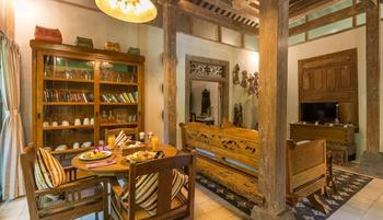 Villa Kampung Kecil Bali - Deluxe 1 bedroom  Room Only Basic Deal Discount 34%