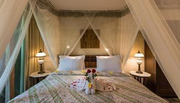 Villa Kampung Kecil Bali - Deluxe 1 bedroom Suite - VILLA YOGYA Regular Plan