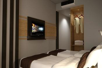 Pasar Baru Square Hotel Bandung - Superior Twin / Double Room Only 8%