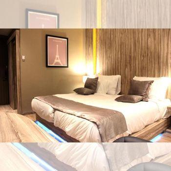 DE PARIS HOTEL Medan - Executive Twin - Non Breakfast Gajian