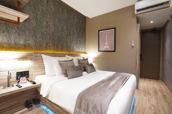 DE PARIS HOTEL Medan - Executive Double - Non Breakfast Gajian