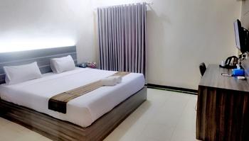 Grand Jamrud 1 Hotel Samarinda - Deluxe Double Room Regular Plan