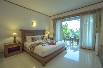 Gita Maha Hotel Bali - Suite Room Garden View Last Minutes Booking