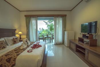 Gita Maha Hotel Bali - Suite Room with Balcony Last Minutes Booking