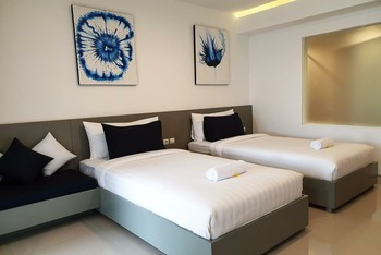 The Rooms Apartment Bali - Twin Studio Room Regular Plan
