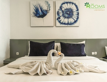 The Rooms Apartment Bali - Studio Room with Breakfast Special Deals