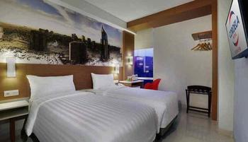 Cordela Hotel Senen - Deluxe Twin Room Only Regular Plan