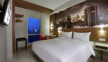 Cordela Hotel Senen - Deluxe Double Room Regular Plan