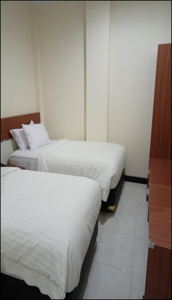 Hotel Millenium Kendari - Superior Twin Room Only Regular Plan