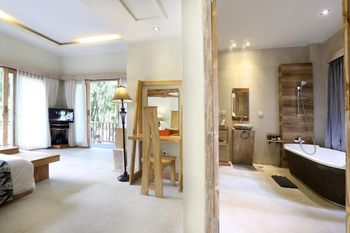KajaNe Yangloni Bali - Deluxe Room with Garden View Lastminute