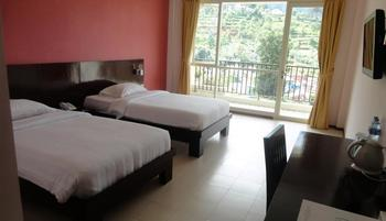 Casa Monte Rosa Hotel Cianjur - Junior Suite Twin Bed Regular Plan