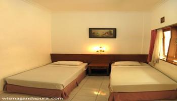 Wisma Gandapura Bandung - Standard Room Only non AC      Regular Plan