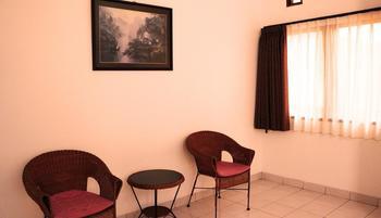 Wisma Gandapura Bandung - Executive Room Regular Plan