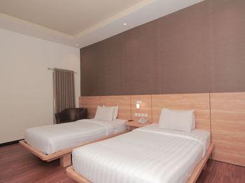 Kuraya Residence Bandar Lampung - Suite Twin Regular Plan