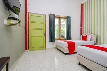 RedDoorz Syariah @ Jalan Sudirman Belitung Belitung - RedDoorz SALE 99K Regular Plan