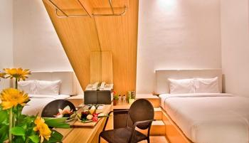 Kimono Hotel Bali - Deluxe Room Only Regular Plan