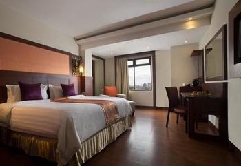 Best Western  Makassar - Deluxe Double  Weekend Getaway Disc 15% !!