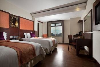 Best Western  Makassar - Deluxe Twin  Weekend Getaway Disc 15% !!