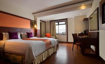 Best Western  Makassar - Deluxe Double - Room Only Weekend Getaway Disc 15% !!