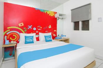 Airy Kota Tinggi Gatot Subroto 2 Pekanbaru - Superior Double Room with Breakfast Special Promo May 28