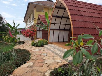 Mario Hotel & Cafe Pulau Sumba - Deluxe Beach View Jineng Regular Plan