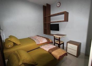 O2 Residence Luxury Medan - Deluxe Twin Room Non Ref Special Deal