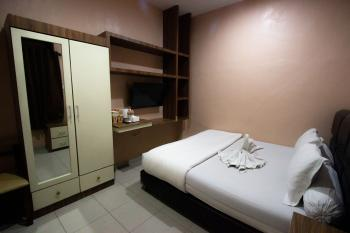 O2 Residence Medan - Deluxe Double REF Room Only  Special Deal