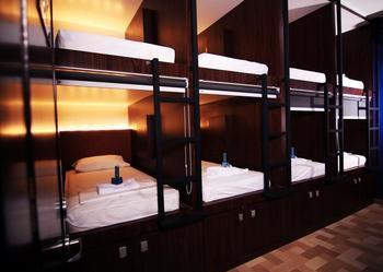 Shakti Hotel Jakarta - Pods Room for 6 Pax Room only Regular Plan
