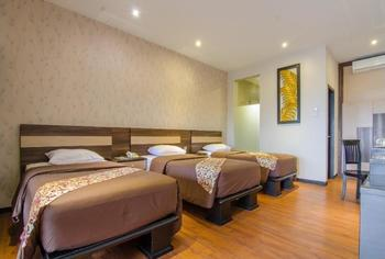 Kusuma Agrowisata Batu - Superior Room Triple With Twin Bed Breakfast Include SAFECATION