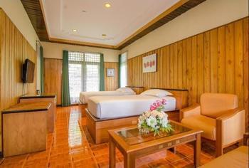 Kusuma Agrowisata Batu - Superior Cottage Twin Breakfast Include  SAFECATION
