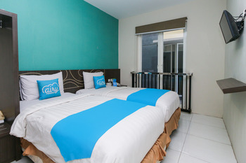 Airy Mataram Airlangga Lombok - Superior Twin Room Only Regular Plan
