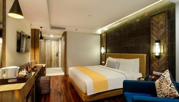 Swiss-Belresort Pecatu Bali - Deluxe King Room Only Regular Plan