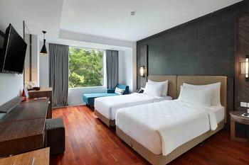 Swiss-Belresort Pecatu Bali - Deluxe Twin Room Only Tactical 1D 25% Off