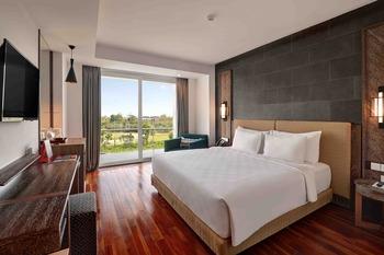 Swiss-Belresort Pecatu Bali - Deluxe Balcony King Room Only Last Minute 1D 25% Off
