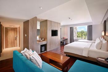 Swiss-Belresort Pecatu Bali - Family Suite Last Minute 1D 25% Off