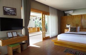 Senetan Villas & Spa Resort Bali - One Bedroom Pool Villa Regular Plan