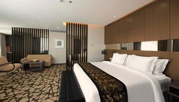 Melia Makassar - Junior Suite Room Regular Plan