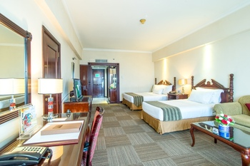 Sunlake Hotel Jakarta - Deluxe Twin Room, Room Only For 2 Person LMO10%