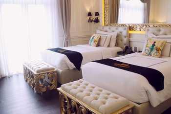 Lafayette Boutique Hotel Jogja - Deluxe Twin No Bathub Regular Plan
