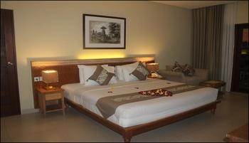 Radha Phala Resort & Spa Bali - Kamar Terhubung Kamar Super Deluxe Double atau Twin Regular Plan