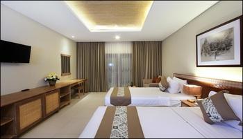 Radha Phala Resort & Spa Bali - Kamar Super Deluxe Twin Regular Plan