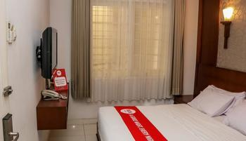NIDA Rooms Pasar Baru Cicendo - Double Room Single Occupancy Special Promo