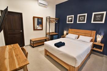 La Casa Jogja Yogyakarta - Double Room Only Regular Plan