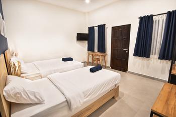 La Casa Jogja Yogyakarta - Triple Room Only Regular Plan