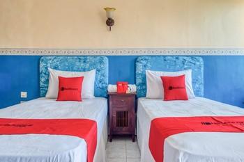 RedDoorz @Goa Gong Jimbaran Bali - RedDoorz Twin Room Last Minute